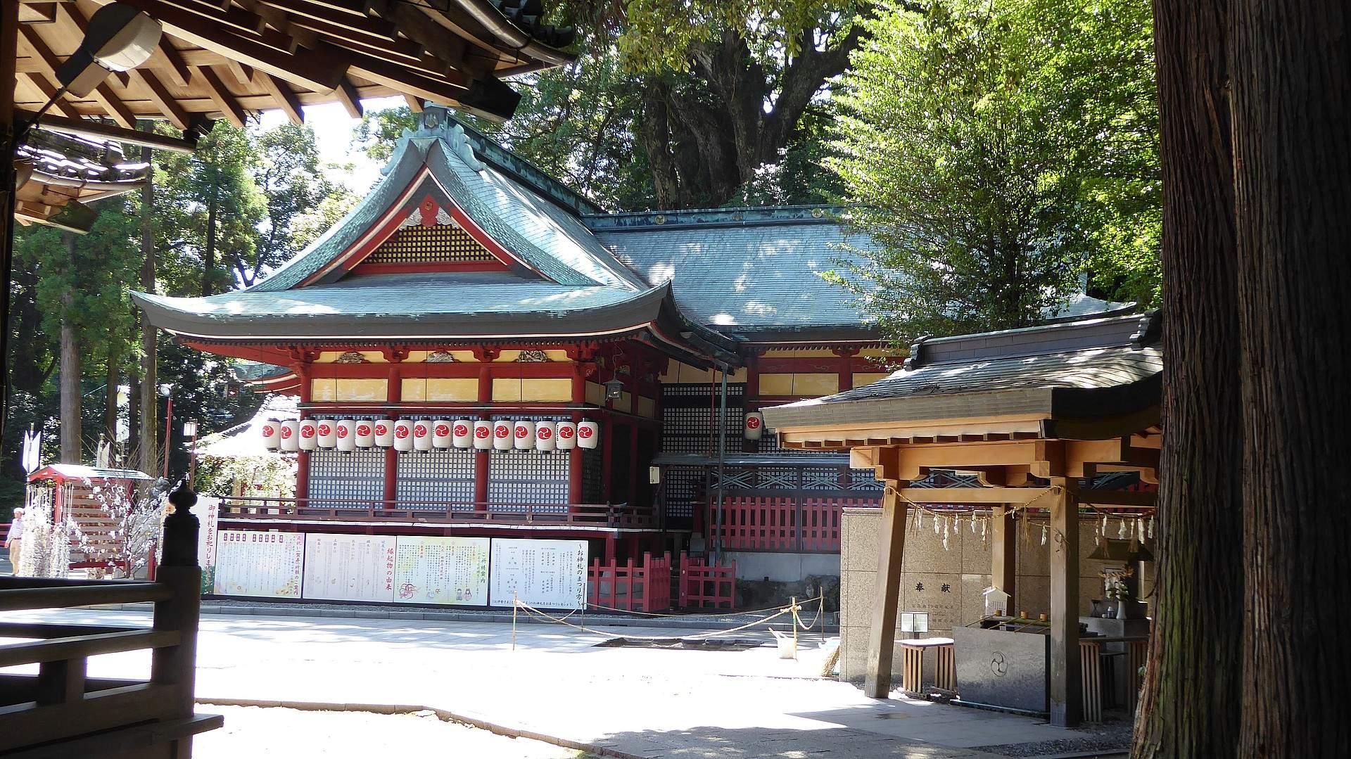 Beppu Asami Shrine 2